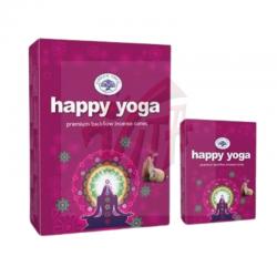 Happy Yoga Coni Incenso a...