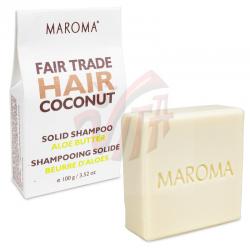 Aloe Vera Shampoo solido...