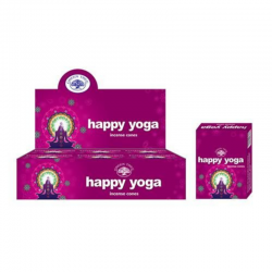 Happy Yoga Coni Incenso...