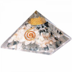 Piramide Orgonite - Pietra...