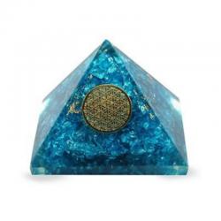 Piramide Orgonite Topazio...