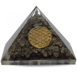Piramide Orgonite con...
