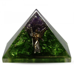 Piramide Orgonite con...