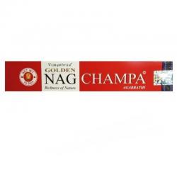 Golden Nag Champa...