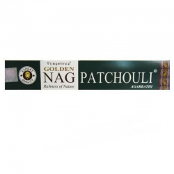 Golden Nag Patchouli...