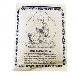 Medicine Buddha Polvere di...