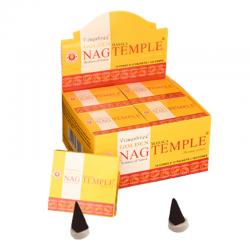 Golden Nag Temple Coni...