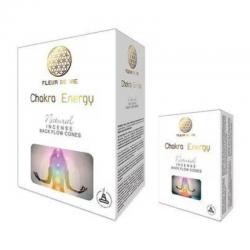 Chakra Energy Coni Incenso...
