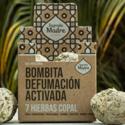 7 Erbe Copal - 8 Bombitas...