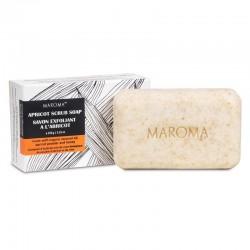 Sapone scrub all'Albicocca - Maroma