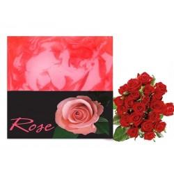 Sapone alla Glicerina - Rosa