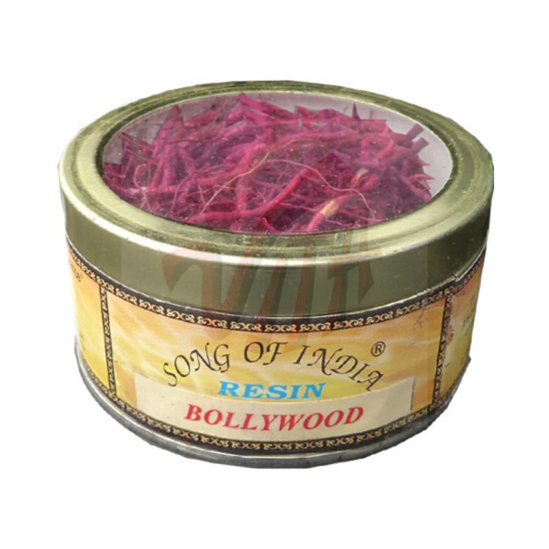 Song of India - Resina Incenso Bollywood 8gr.