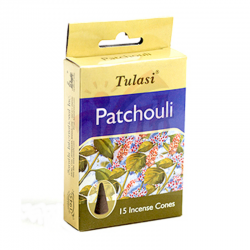 Patchouli Coni Incenso...