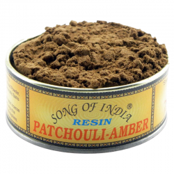 Patchouli-Amber Resina...
