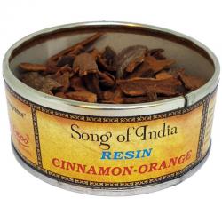 Cinnamon-Orange Resina...